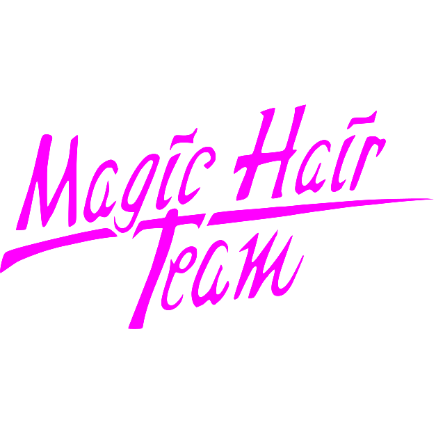 Magic Hair Team Logo